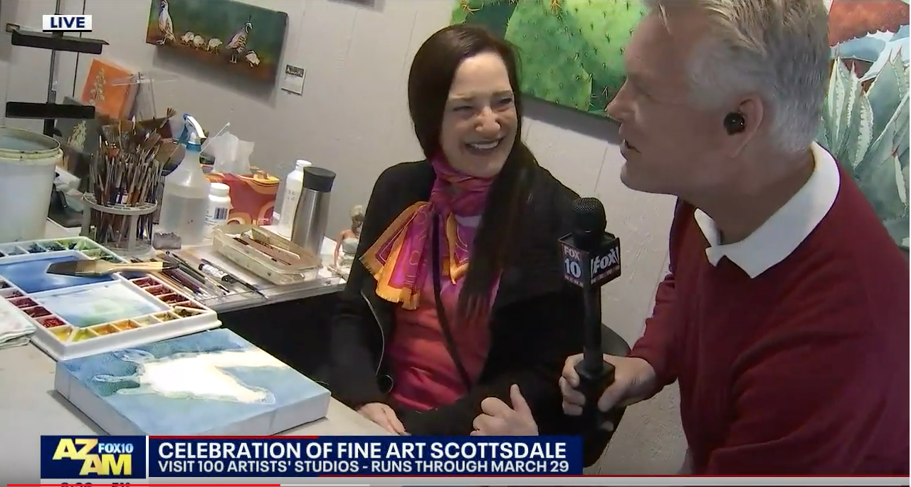 fox 10 live at the celebration of fine art