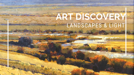 Art Discovery Light and landscapes