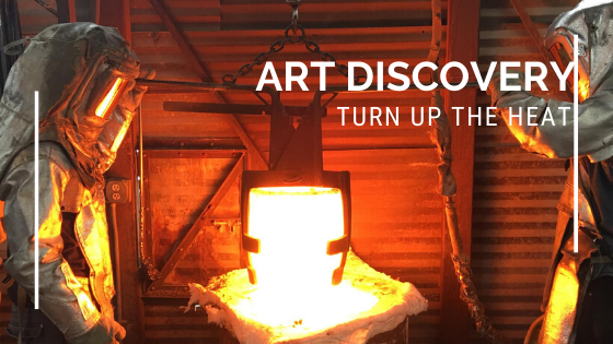 art discovery series live