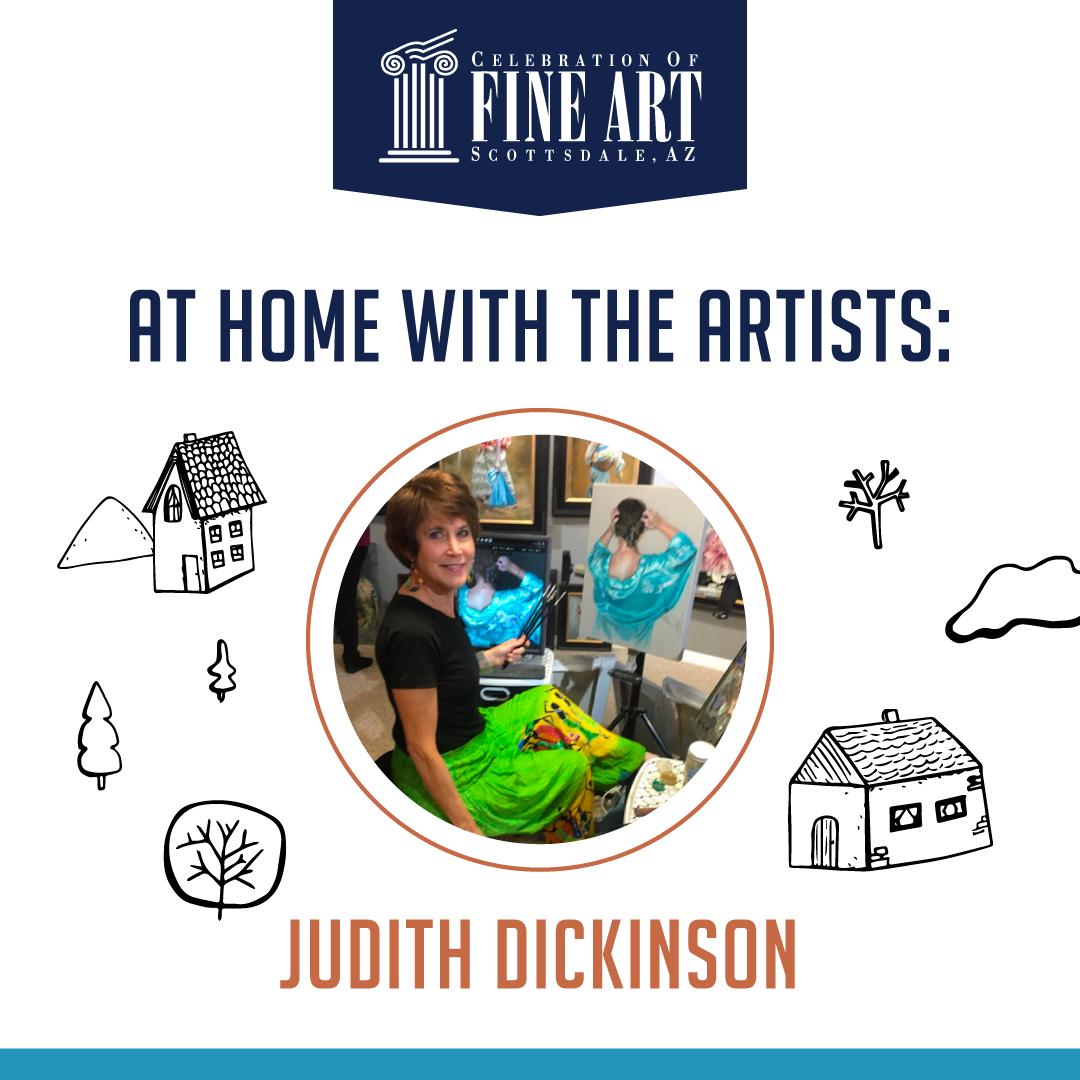 studio tour judith dickinson