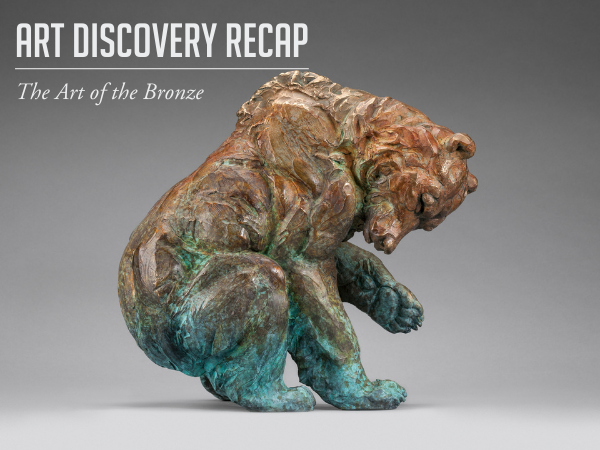 art discovery: the art of bronze
