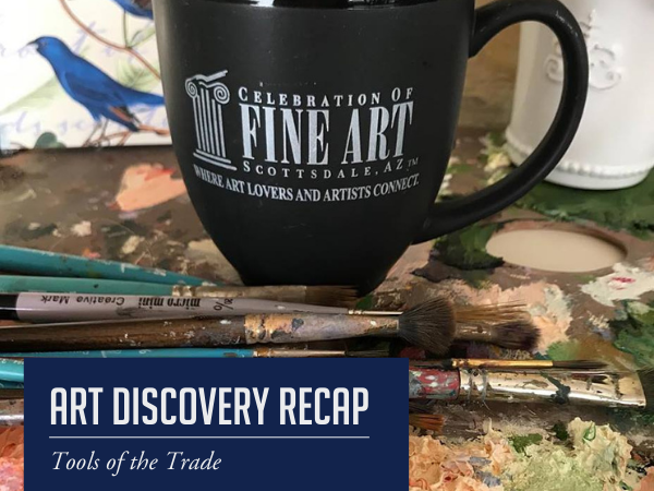 art discovery tools of the trade