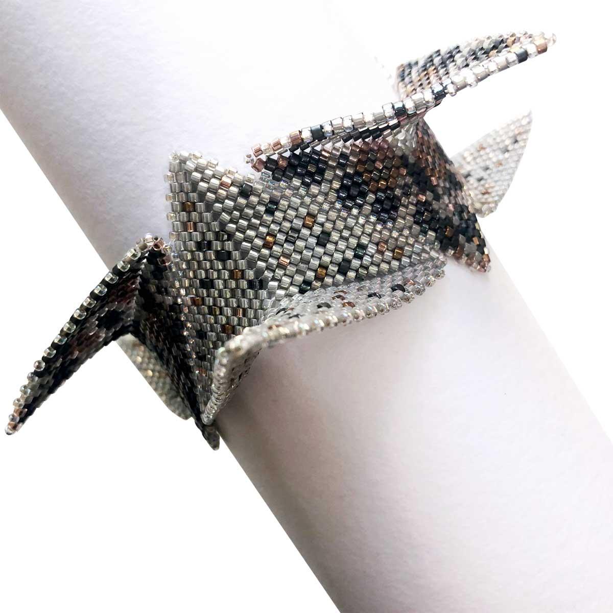Cashmere Flight Bracelet